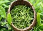 青岛汇海农产品交易市场崂山绿茶---白盘
